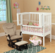 Girtie Crib White